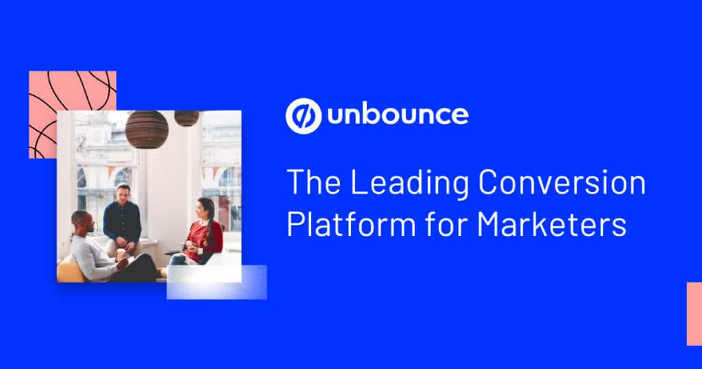 Media & Technology Group LLC Affiliate - Unbounce Conversion Platform